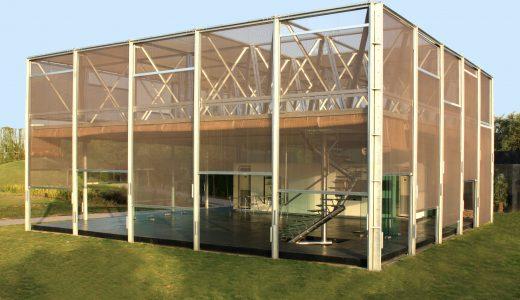 ネットハウス=屋根や外壁がネットでできている家 〜アーメダバード(インド)〜《世界のワクワク住宅》