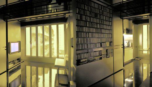 仕切りパネルや壁を移動させ、住みながらリノベーションできる部屋〜 香港 〜《世界のワクワク住宅》