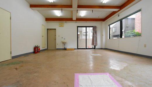 元・クリーニング屋店舗を多目的スペース付き住居にコンバージョンした部屋《ワクワク賃貸物件集》